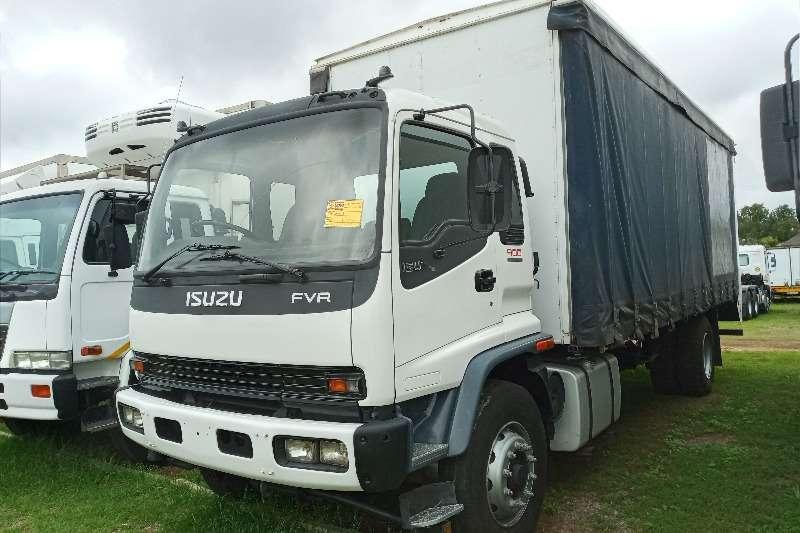 Isuzu 2005 Isuzu FVR 900   (9 Ton) Curtain Side For Sale Curtain side trucks