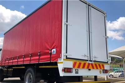 Isuzu FTR 850 AMT Curtain side trucks