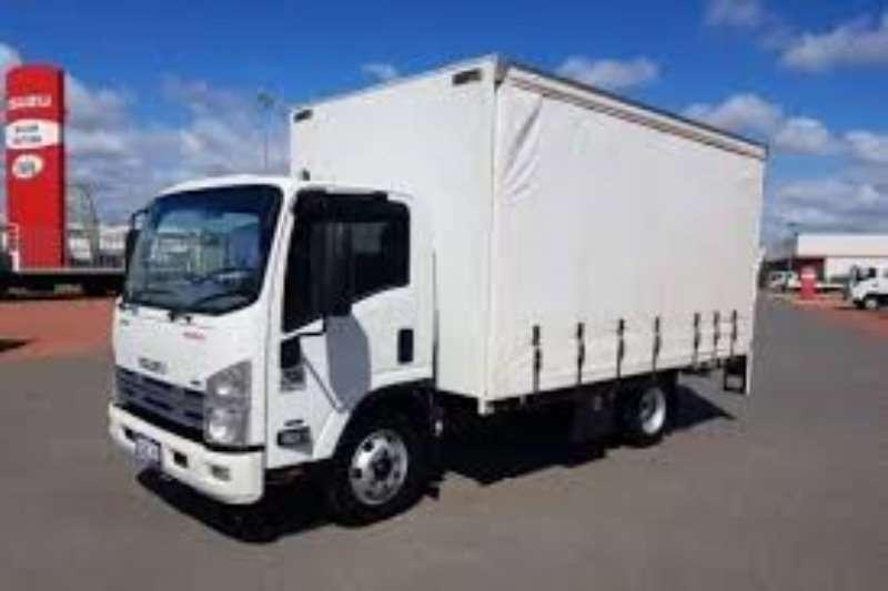 Isuzu Curtain Side Trucks NPR 275 AMT 2020