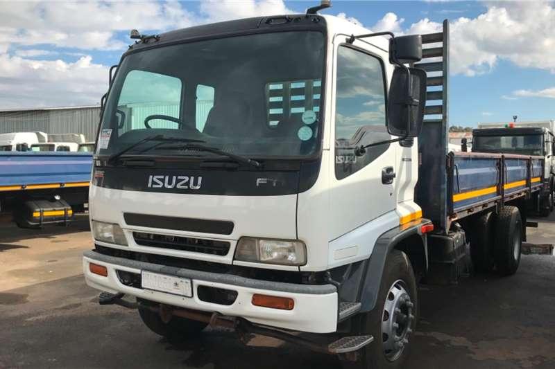 Isuzu Dropside trucks 2007 Isuzu FTR800 dropside 2007