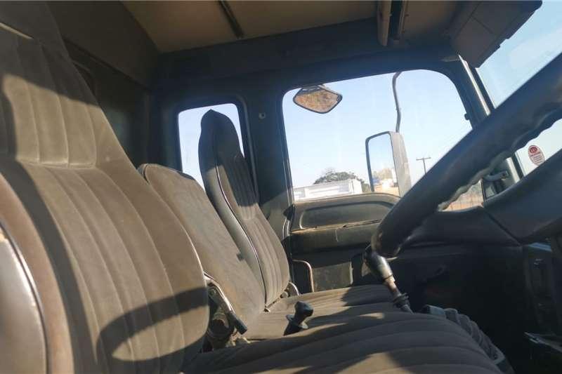 Isuzu 2008 Isuzu F Series Drop Side / Beaver Tail Dropside trucks