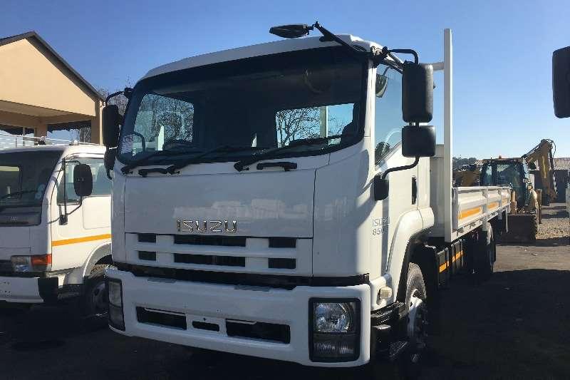 Isuzu Dropside trucks 2012 Isuzu FTR850 dropside 2012