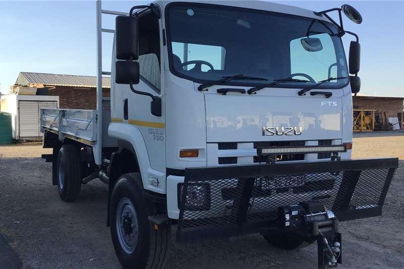Isuzu 2019 Isuzu FTS750 4x4 dropside Dropside trucks