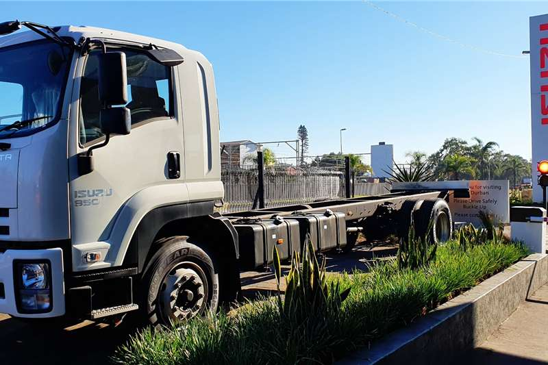 Isuzu 2020 Isuzu FTR 850 with Dropside Body Dropside trucks