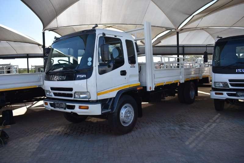 Isuzu Dropside trucks 700 FTR 2003