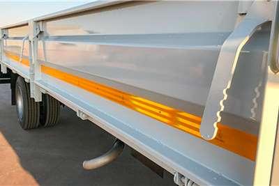 Isuzu FSR800 8 Ton Dropside Truck Dropside trucks