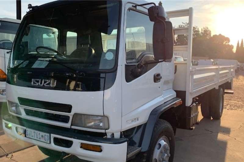 Isuzu Dropside trucks FTR 800 F/C Dropside 2005