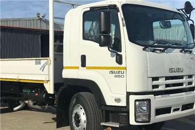 Isuzu FTR 850 Dropside trucks