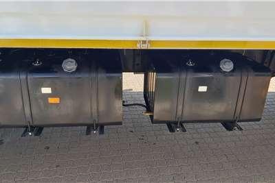 Isuzu FTR 850 AMT Dropside trucks