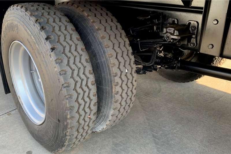 Isuzu FTR 850 F/C D/S Dropside trucks