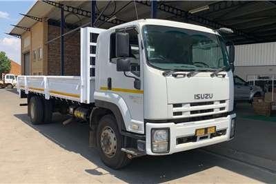 Isuzu FTR 850 F/C Dropside Dropside trucks