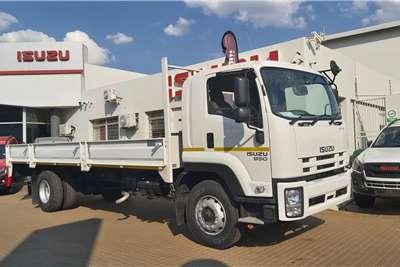 Isuzu FTR 850 Manual Dropside trucks
