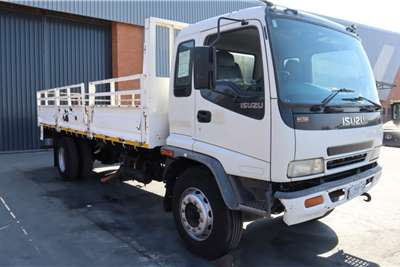 Isuzu FTR800 Dropside Dropside trucks