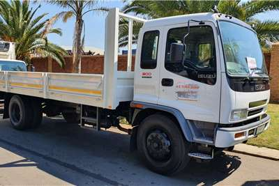 Isuzu FTR800 TURBO Dropside trucks