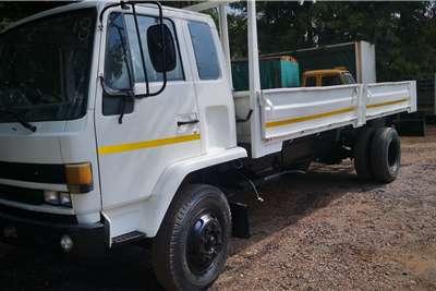 Isuzu ISUZU 8 TON DROPSIDE Dropside trucks