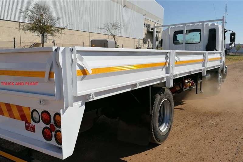 Isuzu ISUZU 850, 8 TON DROP SIDE Dropside trucks