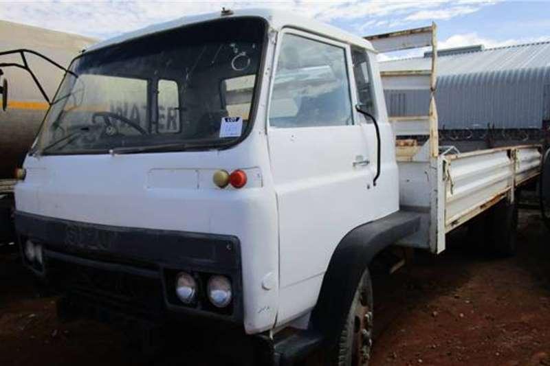 Isuzu Isuzu Dropside Flatbed Truck   Non Runner Dropside trucks