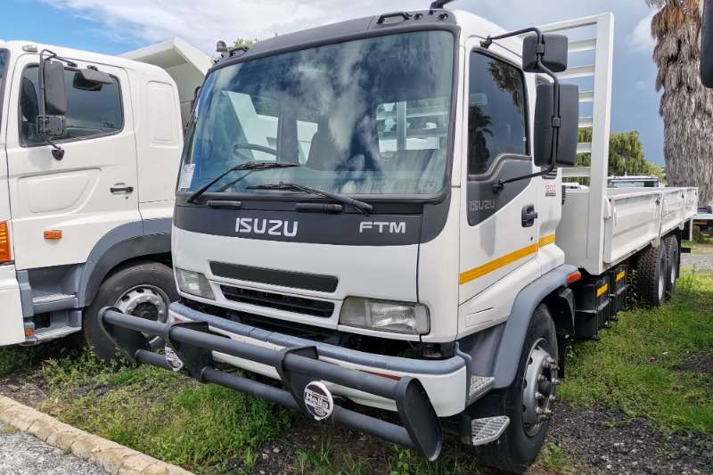 Isuzu Isuzu FTM 1200 Drop Side Dropside trucks