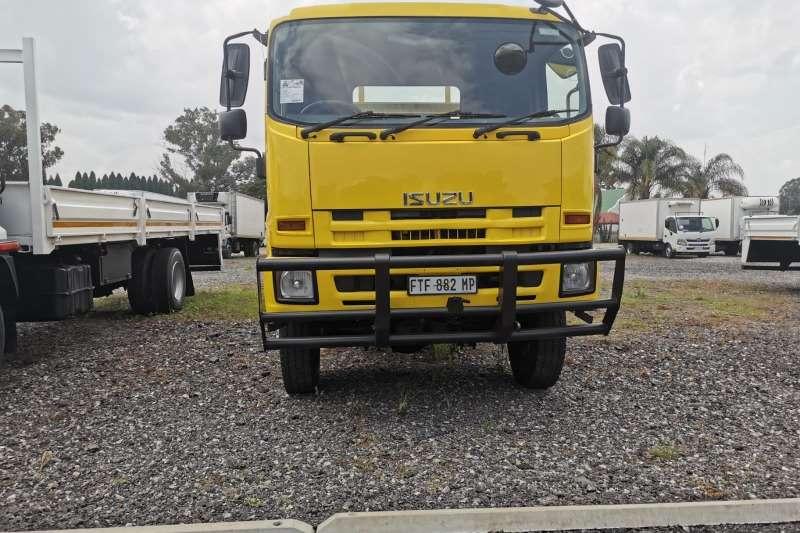 Isuzu ISUZU FTR 750  DROPSIDE TRUCK FOR SALE Dropside trucks