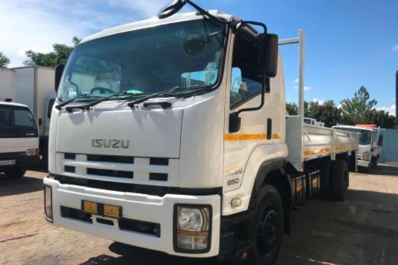 Isuzu Isuzu FTR 850 Dropside, Manual Dropside trucks