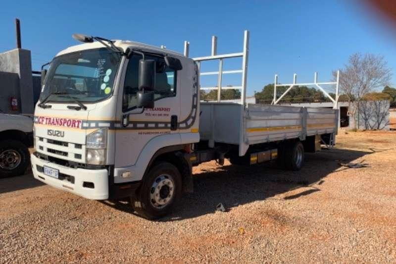 Isuzu Dropside trucks Isuzu FTR800 Manual 2011