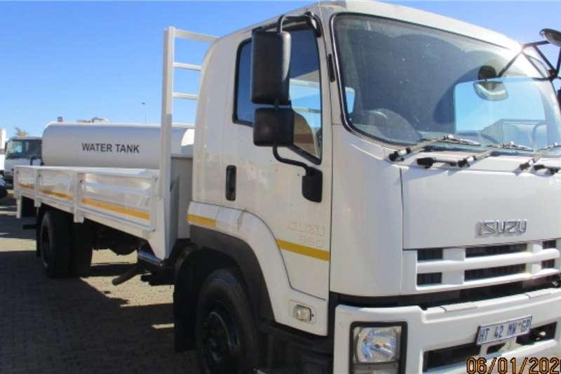 Isuzu Dropside trucks ISUZU FTR850 DROPSIDE 2012
