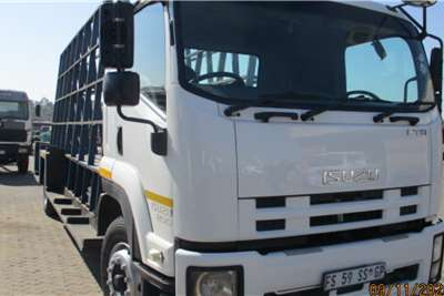 Isuzu ISUZU FTR850 GLASS A FRAME / DROPSIDE Dropside trucks