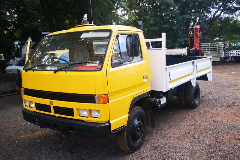 Isuzu isuzu n3500d dropside Dropside trucks