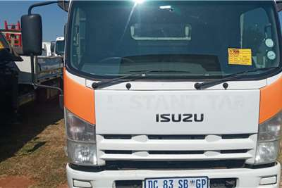 Isuzu Isuzu NPR 400    4 TON DROPSIDE FOR SALE Dropside trucks