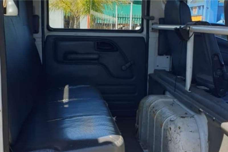 Isuzu Isuzu NPR 400 Crew Cab Dropsides With Tail Lift Dropside trucks