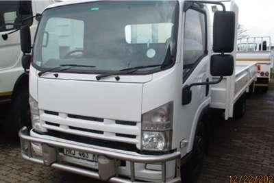 Isuzu ISUZU NQR500 ANT DROPSIDE WITH BULL BAR Dropside trucks