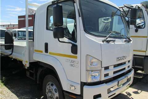 Isuzu Dropside trucks NEW FSR 800 AMT 2020