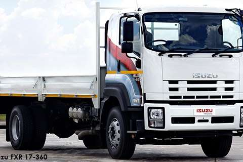 Isuzu Dropside trucks NEW FXR 17 360 2020