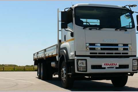 Isuzu Dropside trucks NEW FXZ 26 360 2020