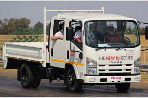 Isuzu Dropside trucks NEW NMR 250 Crew Cab AMT 2020
