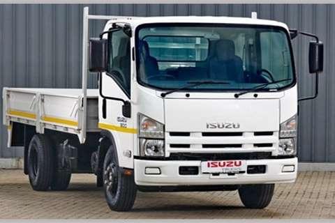 Isuzu Dropside trucks NEW NPR 300 Manual 2020
