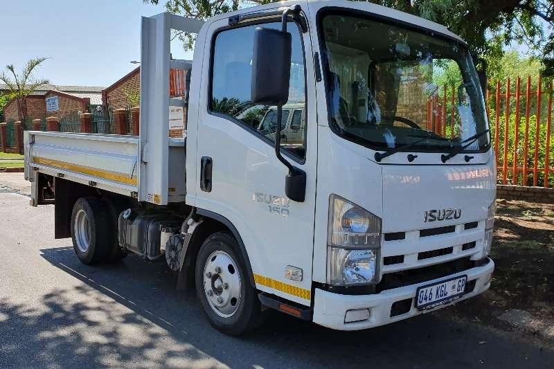 Isuzu Dropside Trucks NLR150 2018