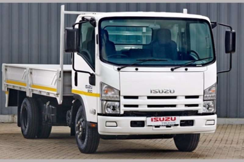 Isuzu Dropside trucks NPR 300 AMT 2020