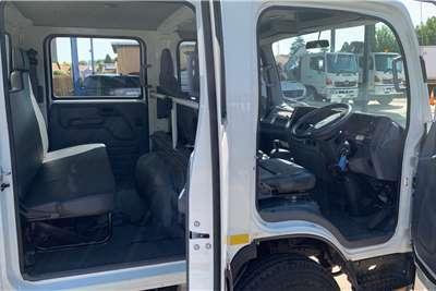 Isuzu NPR 400 AMT F/C Crew Cab Dropside Dropside trucks
