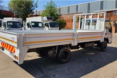 Isuzu NPR400 4.5 TON Dropside trucks