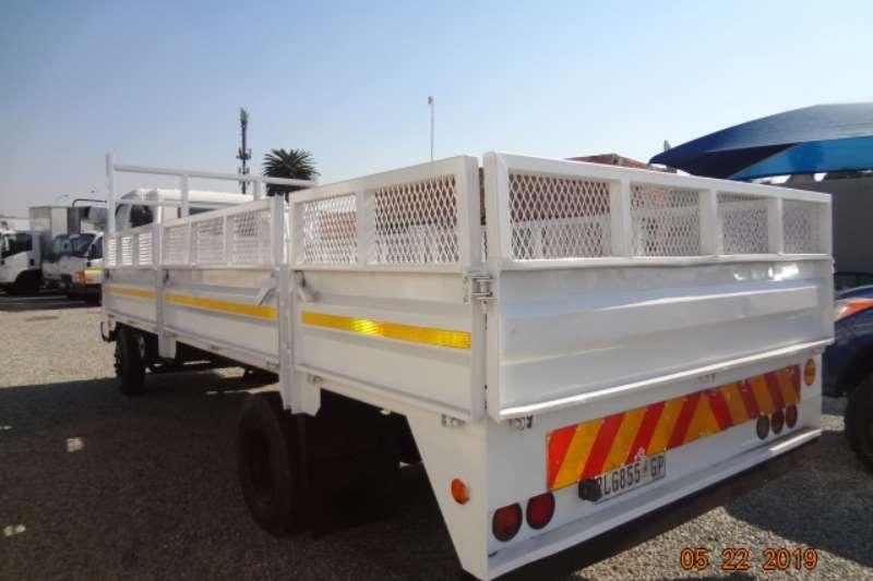 Isuzu NQR 500 ds Dropside trucks