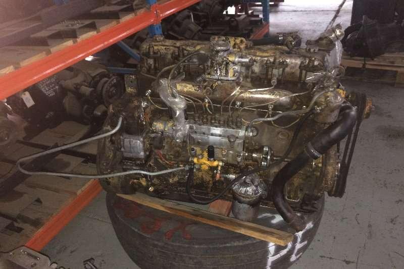 Isuzu Engine Isuzu DA120   540827