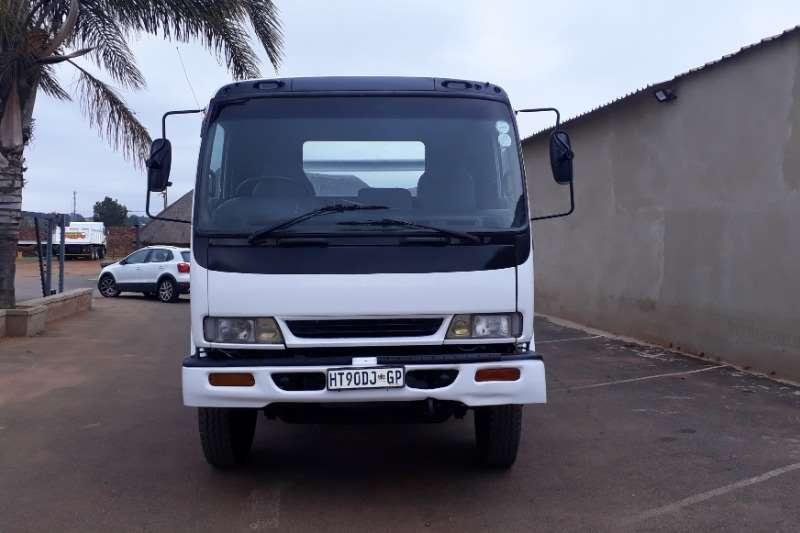 Isuzu Flatbed trucks FLAT BED 1998