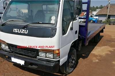Isuzu ISUZU N SERIES 4 TON FLATBED Flatbed trucks