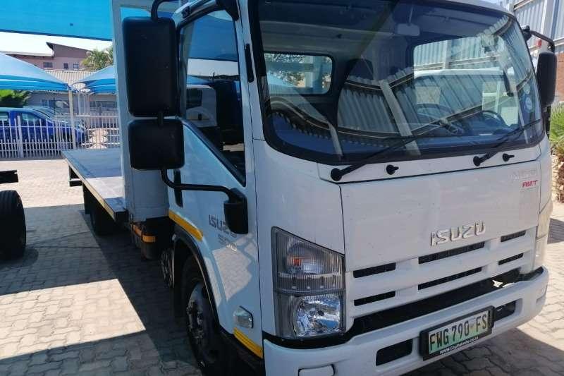 Isuzu Flatbed trucks NQR 500 AMT 2016