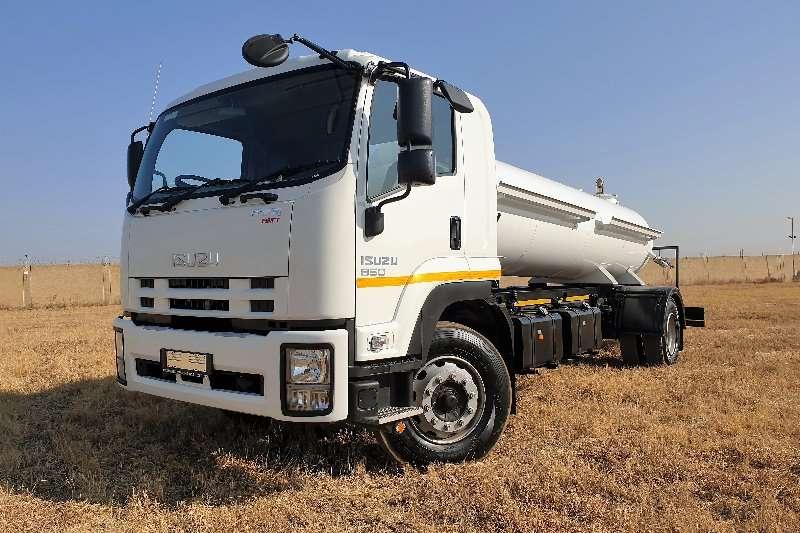 2021 Isuzu  FTR 850 AMT ( Drinkable Water )