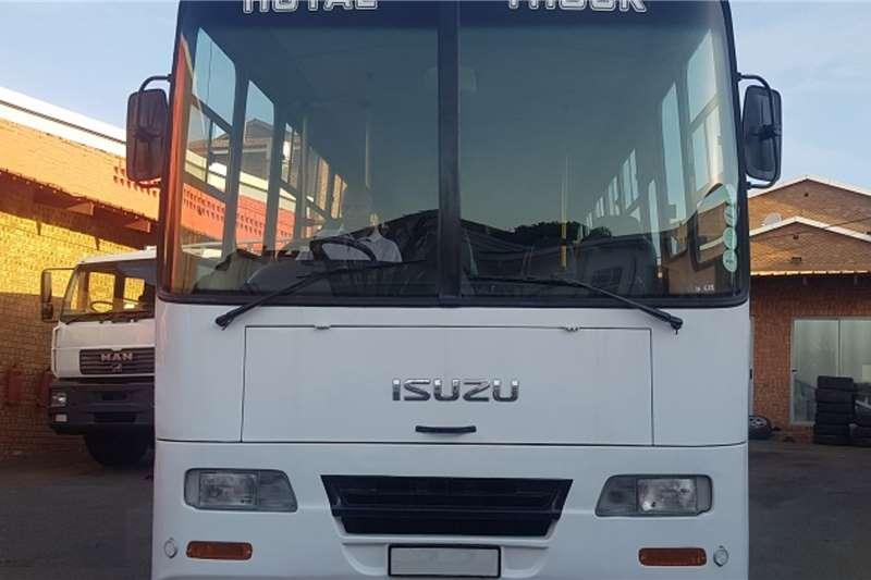 2009 Isuzu  FTR800 SITEC