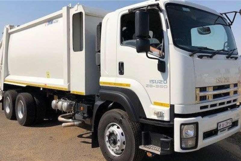 Isuzu Garbage trucks FXZ 28 360 Auto Compactor 2020