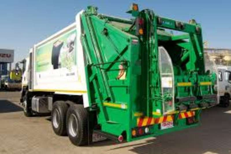 Isuzu NEW FXZ 28 360 Compactor Garbage trucks