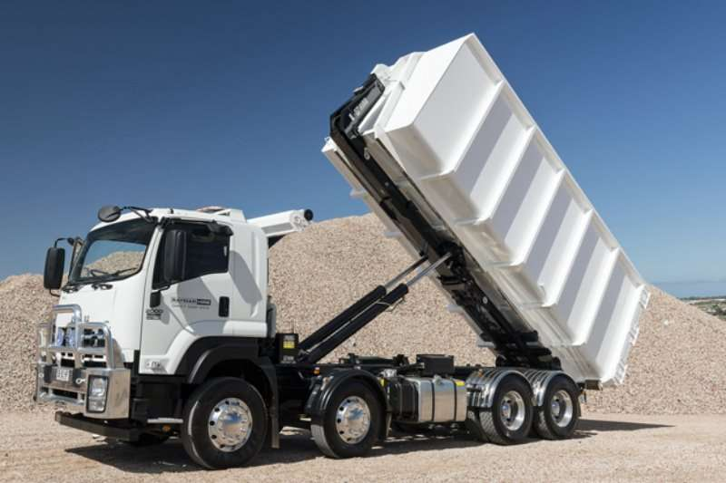 Isuzu Hooklift trucks FYH 33 360 2020